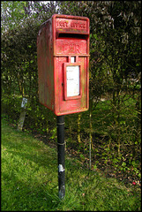 post box OX7 606