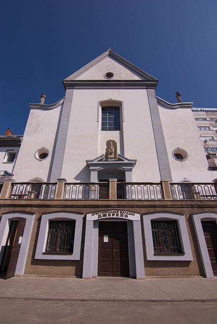 Fassade der Marienkirche