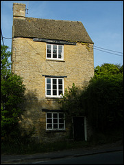 three-storey cottage