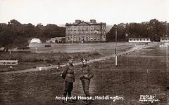 Amisfield House, Haddington, Lothian (Demolished)