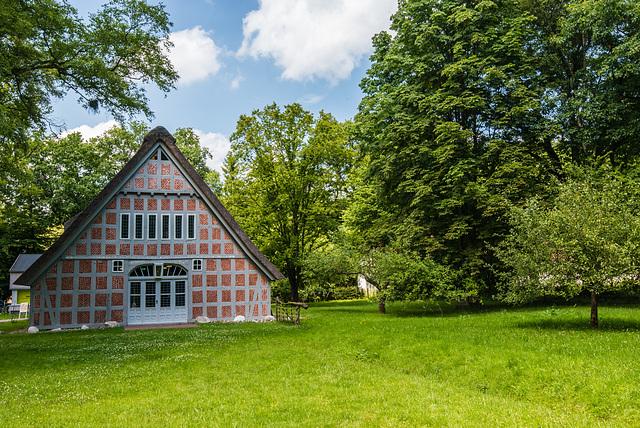 Worpswede - Haus im Schluh - 20140705