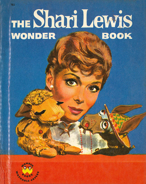 Who doesn't love Shari Lewis?