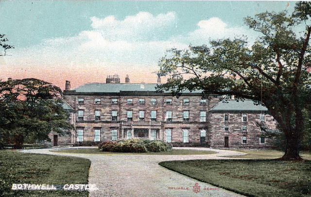 Bothwell Castle, Lanarkshire (Demolished)