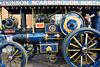 "Dordt in Stoom 2014 – Steam traction engine ""Princess Maud"""