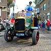 Dordt in Stoom 2014 – Old street-cleaning vehicle