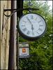 Gare de Lyon clock