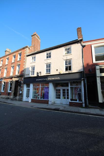 No.1 Saint John Street, Ashbourne, Derbyshire