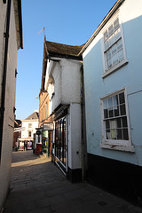 Victoria Square, Ashbourne, Derbyshire
