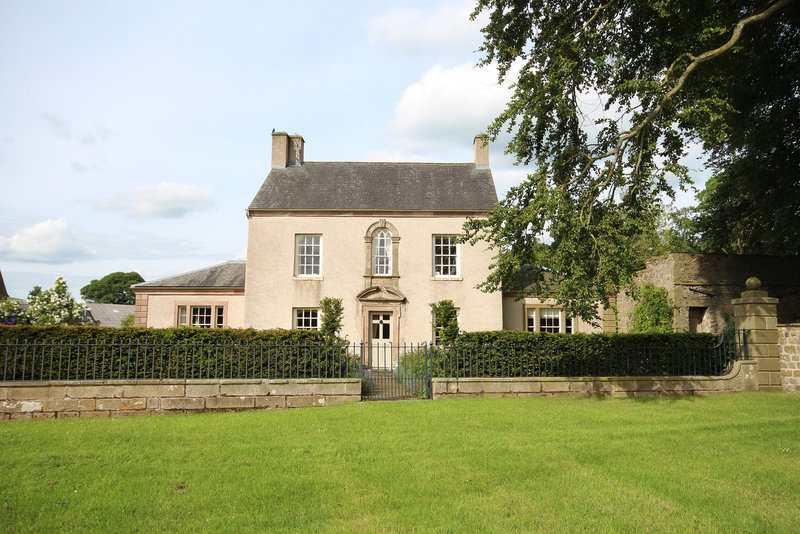 House at Borwick, Lancashire