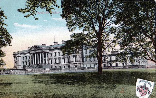 Hamilton Palace, Lanarkshire (Demolished)