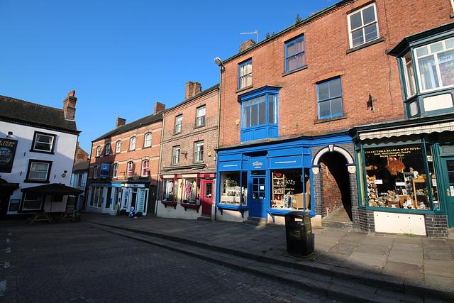 Market Place, Ashbourne, Derbyshire