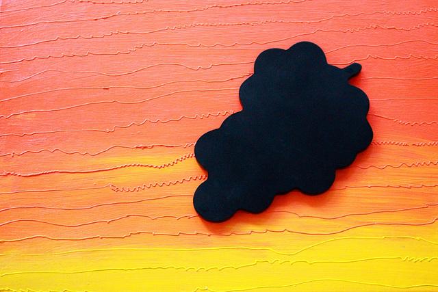 Black, Orange and Yellow