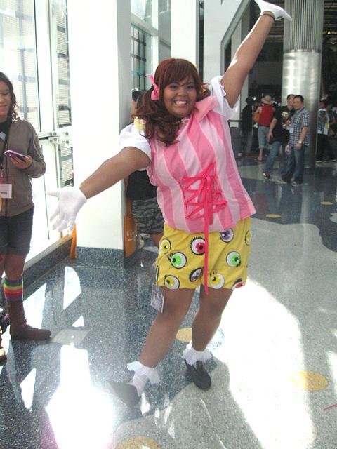 Kyary Pamyu Pamyu cosplay, Anime Expo 2014