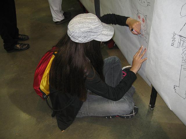 Art Wall, Anime Expo 2014