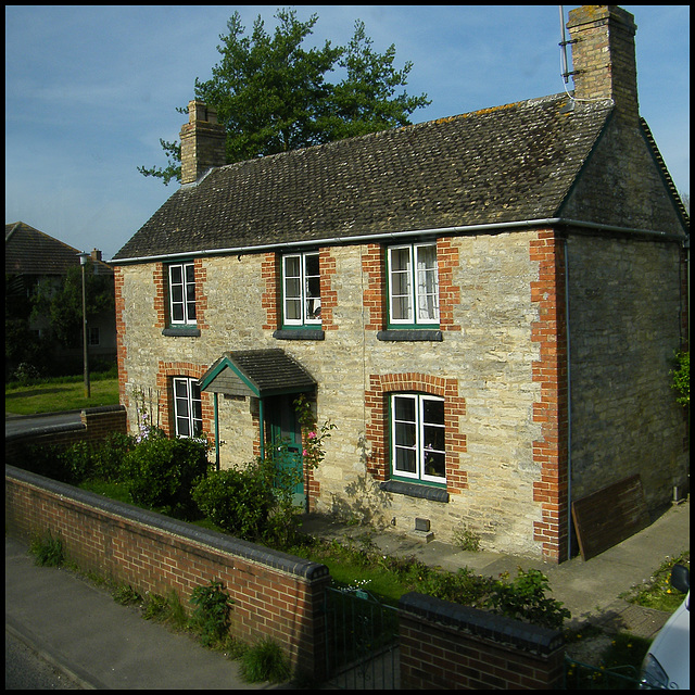 Yarnton villa