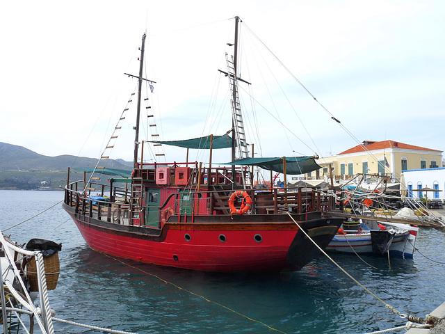 Agia Marina Harbour