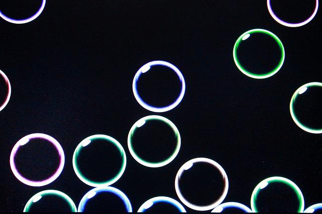 Black and Circles