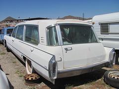 1965 Cadillac Superior Ambulance/Hearse Combo