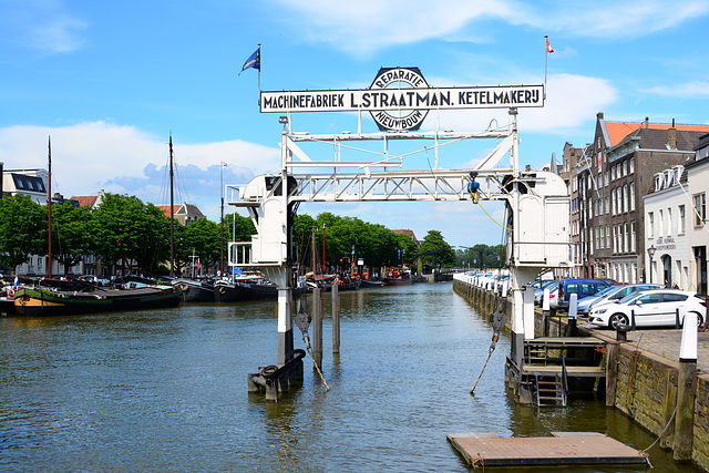 Wolwevershaven in Dort