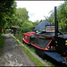 blacksmith boat on the canal