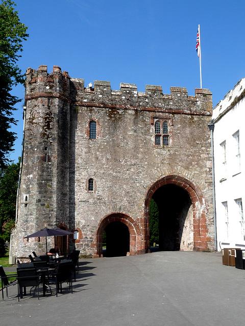 Torquay- Gatehouse of Torre Abbey