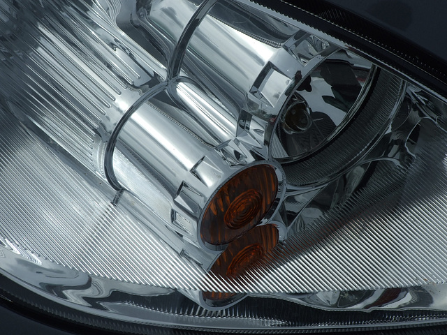 Mitsibushi Colt Headlamp Unit
