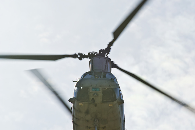 Sikorsky CH-46 Sea Knight