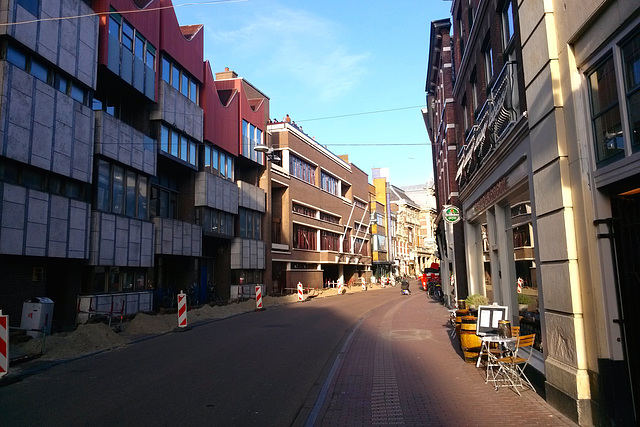 Breestraat in Leiden