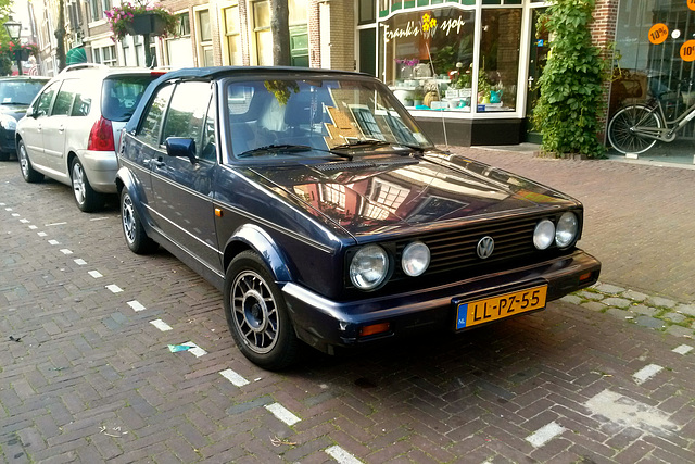 1992 Volkswagen Golf cabriolet