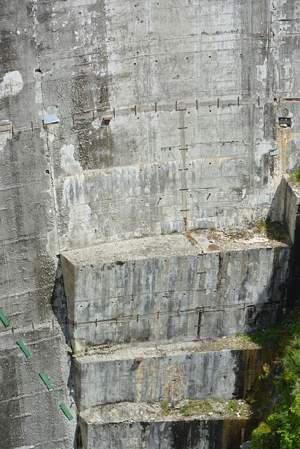 barrage agrafé (Castellane)