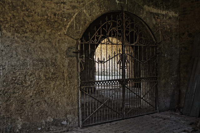 Guard house - XIX century