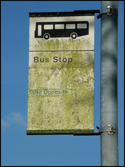 Aynho bus stop