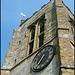 Aynho church clock