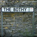The Bothy street sign