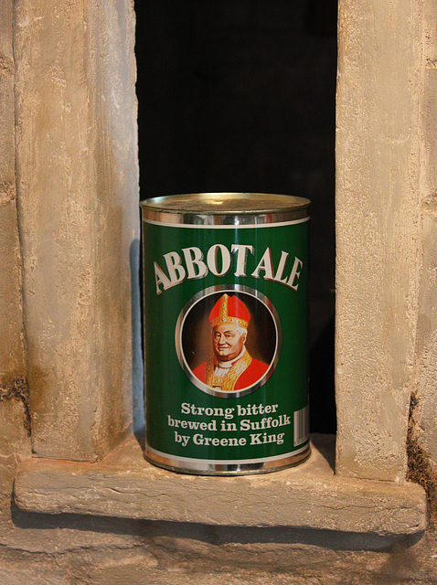 Abbot in a can