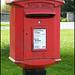 post box OX17 1200