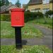 The Glebe post box
