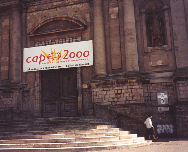 christianisme an 2000