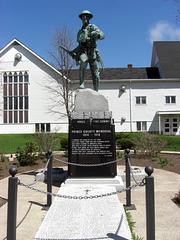 Prince County Memorial 1914 - 1918 - Memorial Park Cenotaph