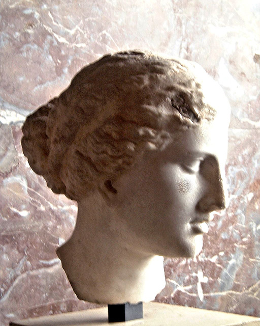 Female head - Aphrodite