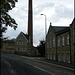 smokeless mill chimney