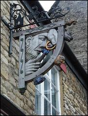 goldsmith sign at Witney