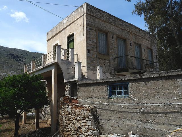 Pedi- Abandoned Taverna