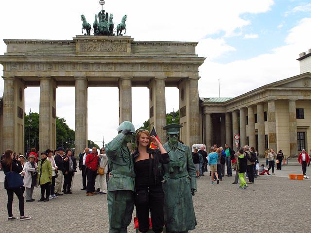 Berlin-Brandenburga-Pordego