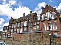 south grove school, ropery street,  mile end, london (1)