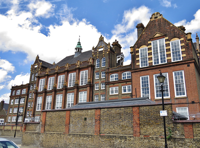 south grove school, ropery street,  mile end, london (1)