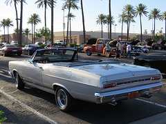 1966 Mercury Comet Cyclone GT Convertible