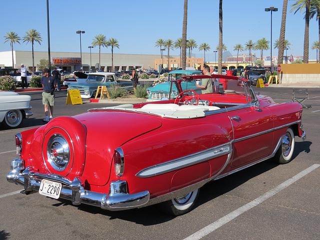 1954 Chevrolet Bel Air Convertible