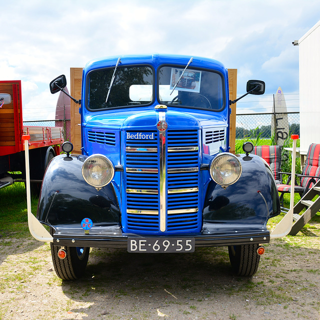 Dordt in Stoom 2014 – 1950 Bedford MLC