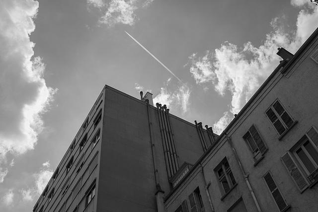 Trace, Paris, 23 April 2014